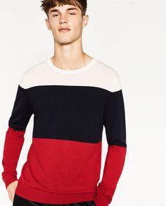 Zara Mens Wool Jumpers 64