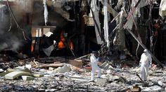 99 arabische Menschenrechtsorganisationen verurteilen saudische Verbrechen in Sanaa