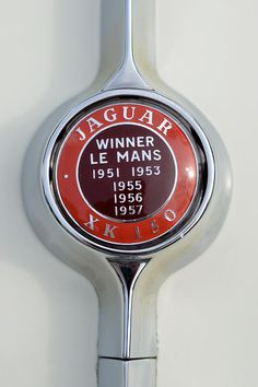 Jaguar Photograph - 1957 Jaguar Xk 150 by George Atsametakis