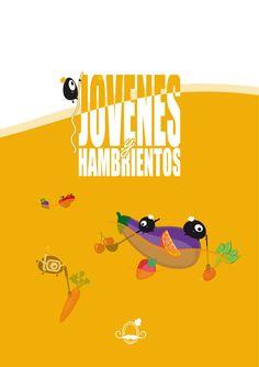 Proyecto de alumnos de CFGS Producción Editorial. IES Virgen de la Paloma. Madrid.