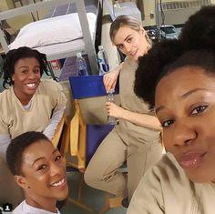 """""""Зад кулисите"""": Prepon и я съграждани """"затворници"""" ще се състезават за наградата за най-добра комедия SAG ансамбъл по време на церемонията проветряване 30 януари на TNT / TBS"""
