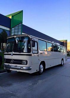 Klasik mercedes bus - 0302