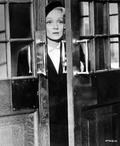 Marlene Dietrich-- Witness for the Prosecution