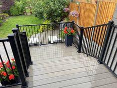 Deck Planter Boxes, Deck Planters, Composite Decking, Landscape, Garden, Outdoor Decor, Color, Scenery, Garten