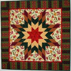 Debby Kratovil Quilts: Christmas Quilts - Day 1 (and free pattern)