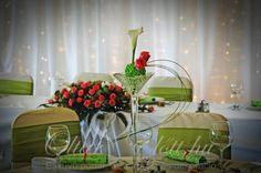 Zöld esküvő a római parton, a helyszín a Csónakház mulató