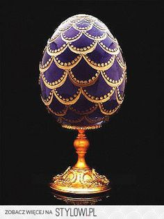 Fabergé : Pine Cone Egg na Stylowi.pl