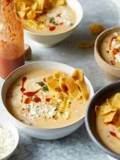 Mexican Cheese Chowder