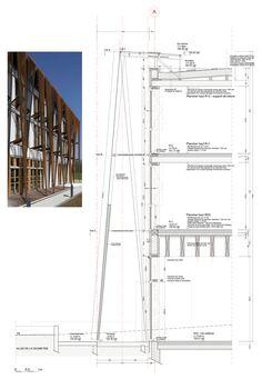 Gallery of Versailles Saint Quentin University Students Headquarters / Fabienne Bulle architecte & associés - 24