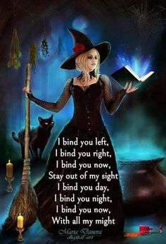 Witch Spell Book, Witchcraft Spell Books, Magick Book, Fantasy Witch, Witch Art, Wiccan Witch, Wiccan Spells, Staff Magic, Healing Spells
