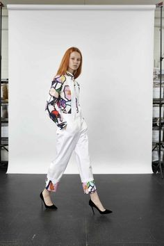 Giles Deacon Resort 2016 Collection @Maysociety