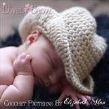 EASY CROCHET BABY HAT PATTERN | Crochet For Beginners