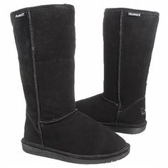Bearpaw fuzzy boots...keep my toes toasty in cold weather!