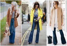 с чем носить джинсы клеш: 14 тыс изображений найдено в Яндекс.Картинках