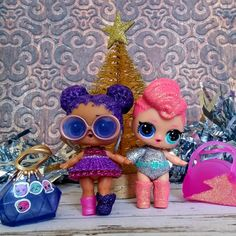 Saturday with your girls and you be like ... bring de glitter an' come!  #Christmassales #wintersales #retailtherapy  #girlsdayout #shoppingtrip #shoppingbags #daysout #lolsurprise #lolsurprisedoll #purplequeen #stardustqueen #instagood #instaglam #lbloggers #msxpat #thetigertales #dollstagram