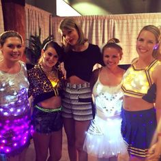 Taylor and fans in Loft 89 Raleigh!