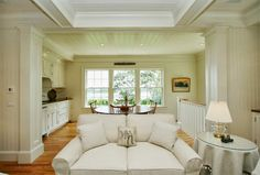 Browse the exterior and interior images of Edgartown Harbor Makeover located in historic Edgartown, Martha's Vineyard House Design, House, Transitional Living Rooms, Home, Historic Homes, Interior Spaces, Transitional Living Room Design, Interior Design, Living Room Designs