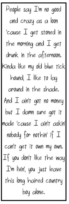 The Charlie Daniels Band - Long Haired Country Boy song lyrics, music