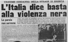 SCRIVOQUANDOVOGLIO: LA STRAGE DI BRESCIA IN PIAZZA DELLA LOGGIA (28/05...