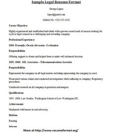 Find Resumes For More And Various Technology Resumes Visit Wwwresumeexamples