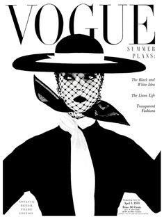 Vogue April 1, 1950 Model Jean Patchett Photographer Irving Penn