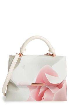 Ted Baker London Ted Baker London Callita Satchel available at Ted Baker Handbag, Ted Baker Purse, Satchel Purse, Satchel Handbags, Clutch Bag, Pink Handbags, Purses And Handbags, Womens Designer Purses, Best Purses