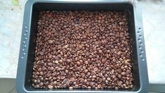 fresh roasted coffee beans Fresh Roasted Coffee Beans, Coffee Roasting, How To Dry Basil, Herbs, Food, Essen, Herb, Meals, Yemek