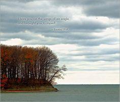 Lake Erie, near Silver Creek, New York.
