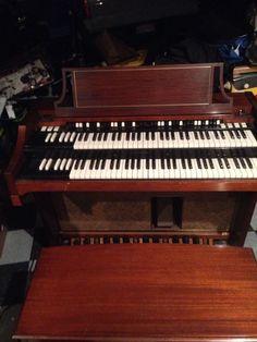 nice Hammond A100 Organ Same As B3 Check more at http://harmonisproduction.com/hammond-a100-organ-same-as-b3/