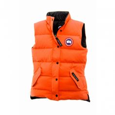 Canada Goose Ladies Freestyle Vest - Gear Up For Outdoors - Outdoor Gear, Equipment & Clothing