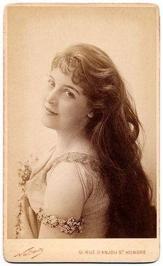 Beautiful woman | Vintage