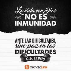 Biblioteca de Catholic-Link - La vida con Dios según C.S. Lewis