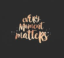 Moment Matters Stickers by beyondchic
