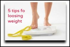 5 Quick Weight Loss Tips...Here are some quick weight loss tips that you can start using immediately to shed those extra pounds. Let's take a quick look into what can be done: