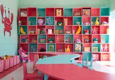 organize your children' room