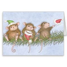 """""""8 Versed Cards & 8 Envelopes"""", Stock #: C232V, from House-Mouse Designs®. This item was recently purchased off from our web site. Click on the image to see more information."""
