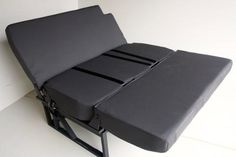 RIB Altair campervan bench seat partially reclined