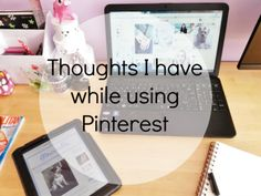 Because we're all thinking this while scrolling through Pinterest, right?!