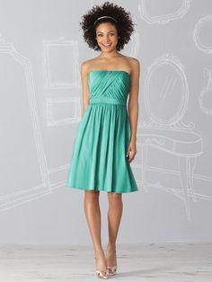 bridemaid dress idea