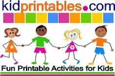 Kid Printables - Printable Activities for Kids