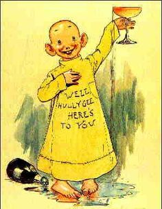 """Richard Outcault's """"Yellow Kid"""" inspired the term """"yellow journalism,"""" the outrageous competition for readership that fanned the flames of anti-Spanish feelings in the U.S. and helped lead to war in 1898. -Drawn by Richard F. Outcault. Yellow Journalism, Digital History, Comic Art, Comic Books, The Spanish American War, Kids Inspire, Old Cartoons, Classic Cartoons, Vintage Comics"""