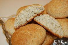 Biscuiti cu banane si cocos (de post) - Pas 11 Baby Food Recipes, Vegan Recipes, Thing 1, Biscotti, Allrecipes, Cornbread, Banana Bread, Yogurt, Food And Drink