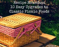 Recipe Roundup: 10 Easy Upgrades to Classic Picnic Foods << pies in jars, yes!