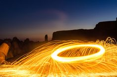 lightpainting helgoland 1 - visual_thom