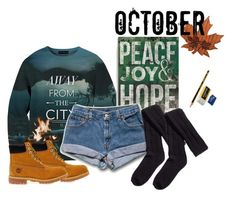 """""""Autumnal"""" by annasergeivna on Polyvore featuring мода, Aloha From Deer и Timberland"""