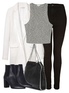 Untitled #18319 by florencia95 on Polyvore featuring polyvore, fashion, style, River Island, Reed Krakoff, Topshop, Zimmermann, STELLA McCARTNEY, women's clothing, women's fashion, women, female, woman, misses and juniors