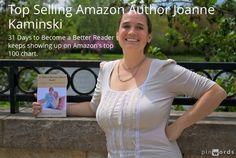 Get your signed copy at www.joannekaminski.com