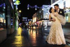 The Street backdrop Wedding Advice, Post Wedding, Wedding Couples, Fall Wedding, Ireland Wedding, Irish Wedding, Christmas Day Celebration, Adare Manor, Wedding Planner