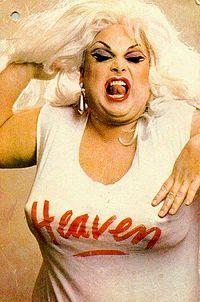 Divine, a.k.a. Harris Glenn Milstread (A Dirty Shame, Hairspray, Serial Mom): born in Towson