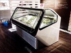 De ijs trend 2014 is nog steeds Vintage (1ste beurs Milaan zeg dat...) #ijstrend #gelato